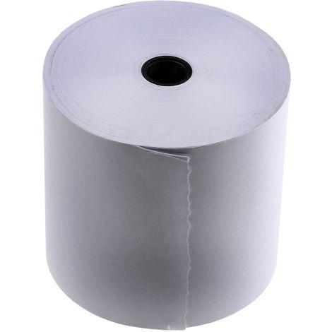 Papier pour imprimante Photocopieur et imprimante Blanc 10Rolls