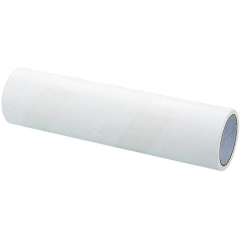 Papiers Collants De Rouleau De Charpie De Recharge De Rouleau Collant, 60 Feuilles / Petit Pain