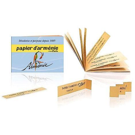PAPIERS D'ARMENIE - Carnet papier d'Arménie - Arménie