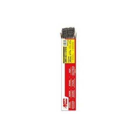 Paquete básicos acero AWS A5.1: E7018, 120 ± 3 uds piezas aprox. Ø 2,5 x 350 mm, 2,5 kg TELWIN
