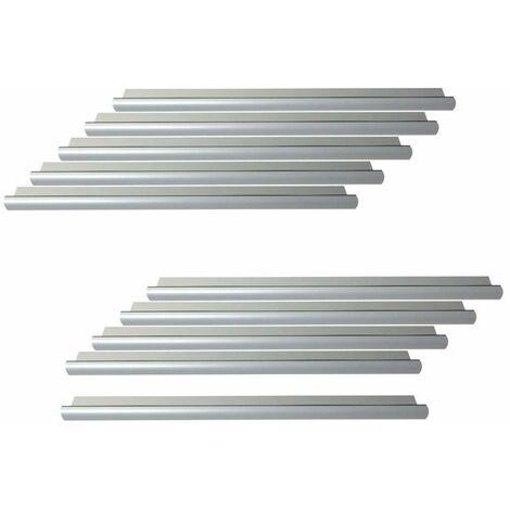 Paquete de 10 umbrales de puerta estándar de 93 cm con junta Klose Besser