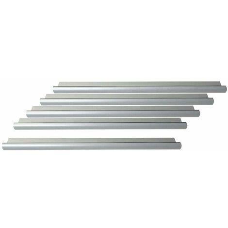 Paquete de 5 umbrales de puerta estándar de 93 cm con junta Klose Besser