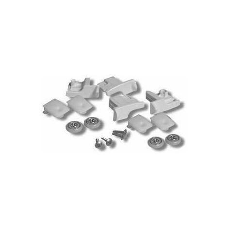 paquete de rodamientos + mamparas de ducha Novellini Star R07STAN2