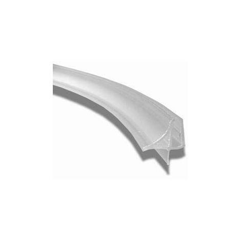 Par de juntas inferiores para mamparas de ducha serie YOUNG R80-90-100. | junta