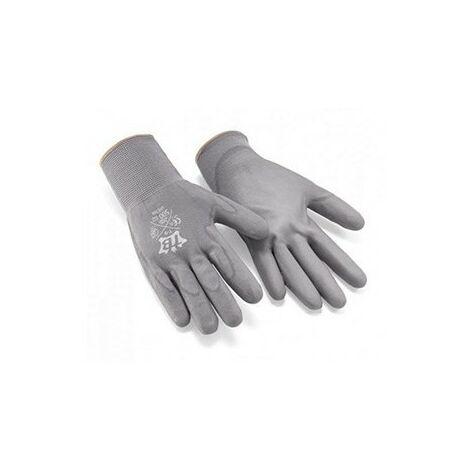Par guante nylon poliuretano t- 8