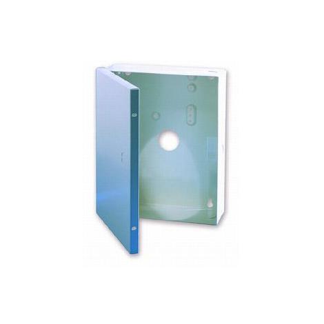 PARADOX BOX-1 Armadio metallico base mm 200, altezza mm 255, profondita\' mm  76.