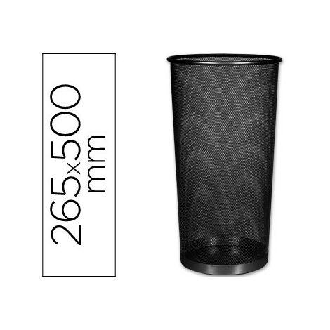 """main image of """"Paraguero metalico q-connect kf00829 rejilla negro -265 diametro x 500 mm"""""""
