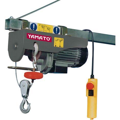 """main image of """"Paranco elettrico yamato kg 125-250 cavo da 18/9 mt"""""""