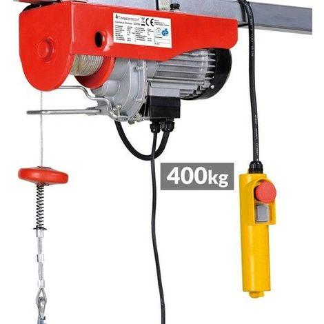 "main image of ""Paranco elevatore elettrico argano verricello montacarichi 400 kg 230v"""