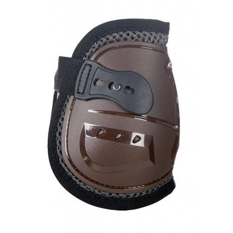 Paranocche per cavalli con chiusura a bottone modello Mesh HKM Classic