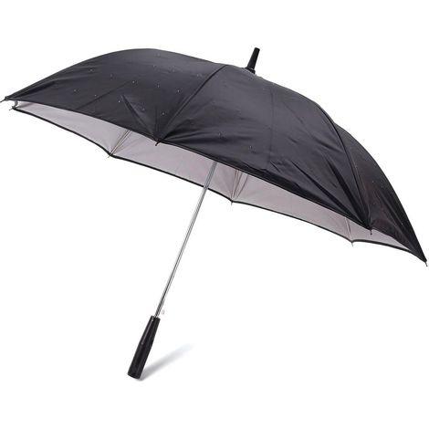 Parapluie LED Cool Creative Durabl LED Lumière Étoiles À Long Poignée Parapluies De Pluie LED Flash Parasol Parapluie Avec Lampe De Poche Mohoo