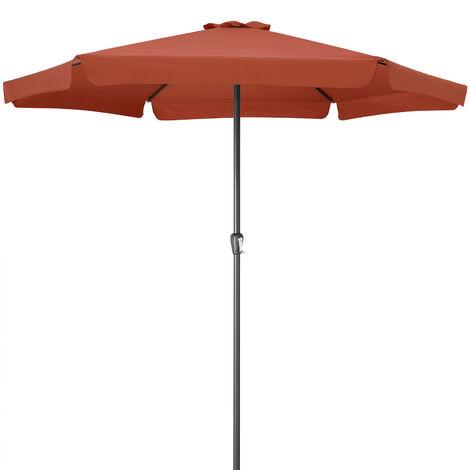 """main image of """"Garden Sun Parasol Umbrella with Crank Handle Patio Sun Shade 3.3 m Sun Cover"""""""