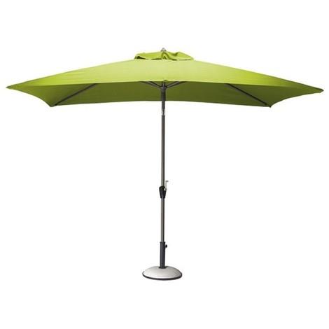 parasol 3x2 manivelle tilt lemon