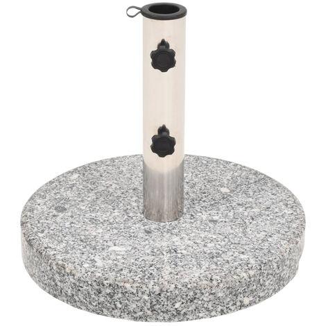 Parasol Base Granite Round 22 kg