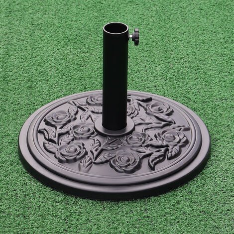 """main image of """"Parasol Base Stand / Cement Filled 10KG For Square and Round Parasol"""""""