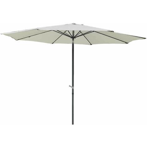 Parasol de Jardín Chillvert Venecia Aluminio 300x300x235 cm - KCH210