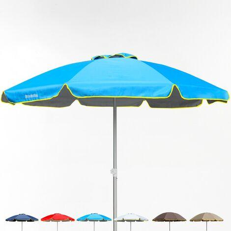 Parasol de plage 220 cm antivent protection uv profesionel BAGNINO
