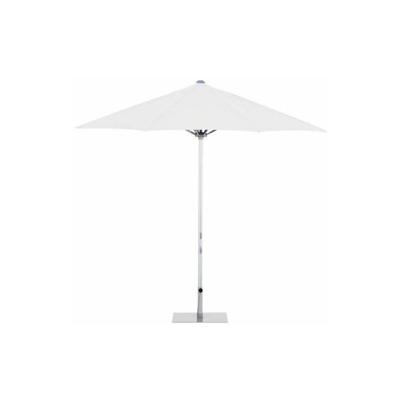 Parasol VIGO 300/8-0 de Taupe - Extérieur - Traité anti-UV - Taupe - Ezpeleta