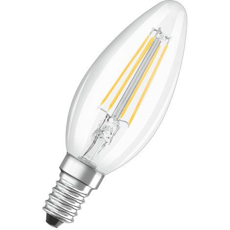 PARATHOM CL B FIL 40 non-dim 4W/827 E14 470 Lm 15000 h LEDVANCE 4052899961661