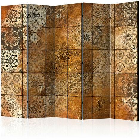 Paravent 5 volets - Old Tiles II [Room Dividers] 225x172