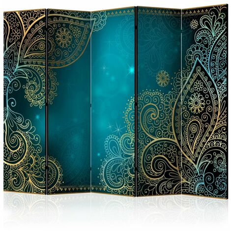 Paravent 5 volets - Oriental wings II [Room Dividers] 225x172