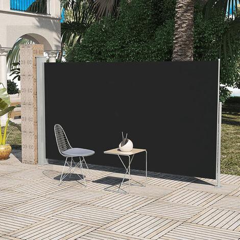 Paravent Store Vertical Patio Terrasse Paravent Exterieur 160 X 300 Cm Noir