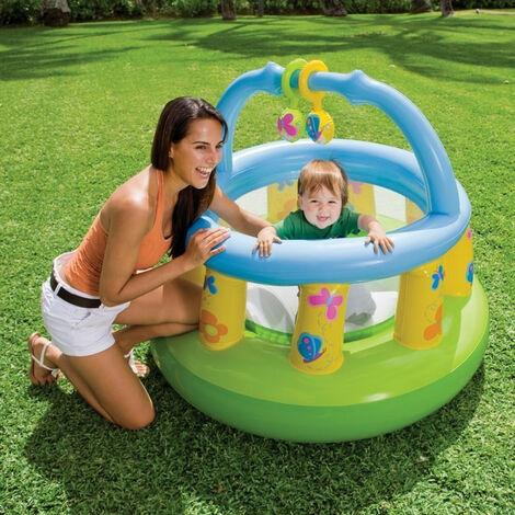 Parc gonflable pour bébé Intex