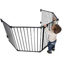 Parc ou Barrière de sécurité et cheminée enfant 310cm (5 côtés) - Monsieur Bébé