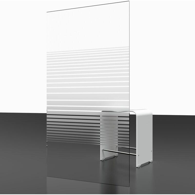 paroi de baignoire pliante et extensible Schulte pare baignoire coulissant verre transparent profil/é noir 70-118x140 cm 2 volets pivotants D1130 68 50