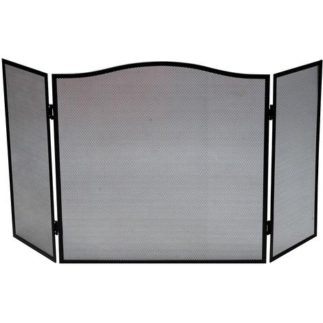 Pare-feu 3 volets PVM - Longueur 102 cm - Hauteur 54 cm