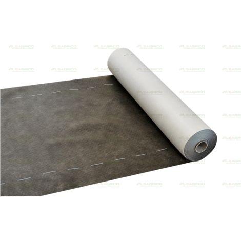 Pare-pluie Omega ISOCELL 50m x 1m50 | rouleau(x) de 75 m² épaisseur | 50m x 1m50 = 75m²