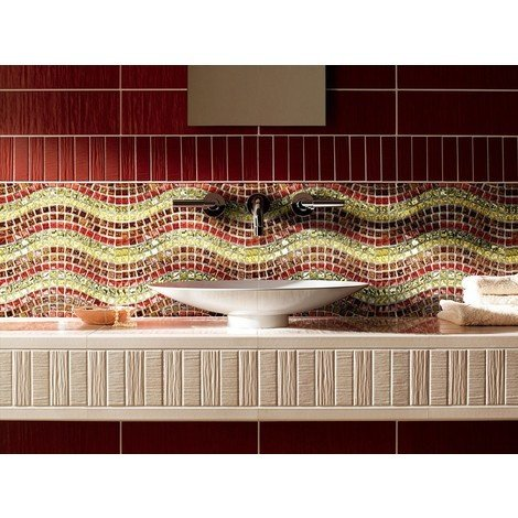 Pared de la cocina azulejos del baño mp-shona