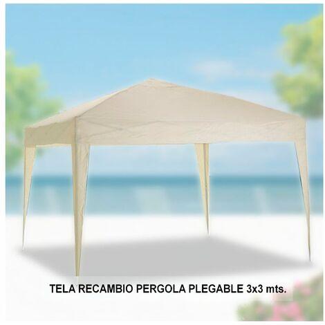 PéRGOLA PAPILLON 3 0X3 0MT. PLEGABLE ALUMINIO A101_08043307