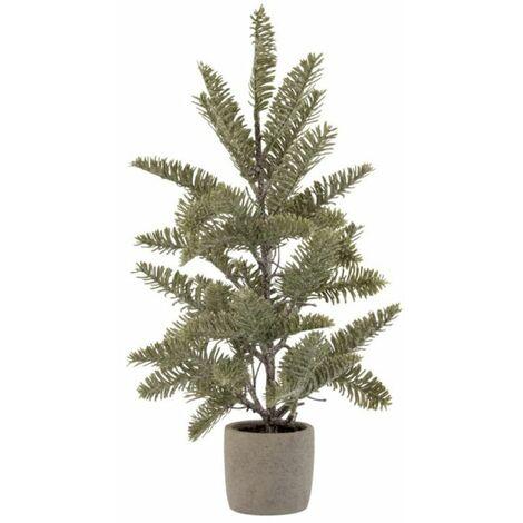Paris Prix - Plante Artificielle branche De Sapin 51cm Vert