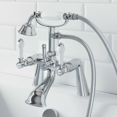 Park Lane Winchester Bath Shower Mixer Tap