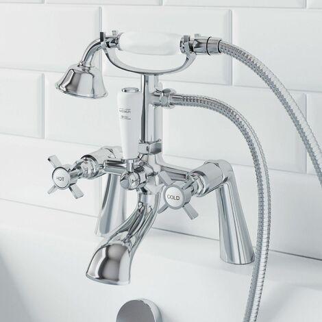 "main image of ""Park Lane Worcester Bath Shower Mixer Tap"""