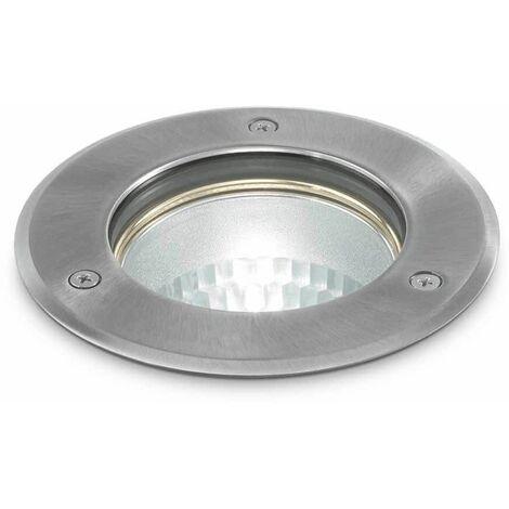 PARK nickel downlight 1 bulb Diameter 55 Cm
