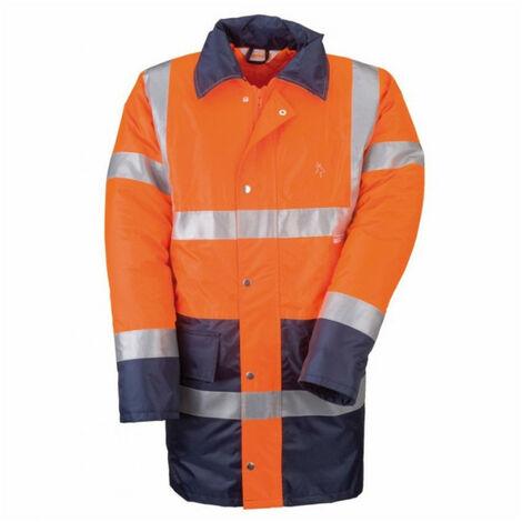 Parka Haute Visibilité orange KAPRIOL - plusieurs modèles disponibles