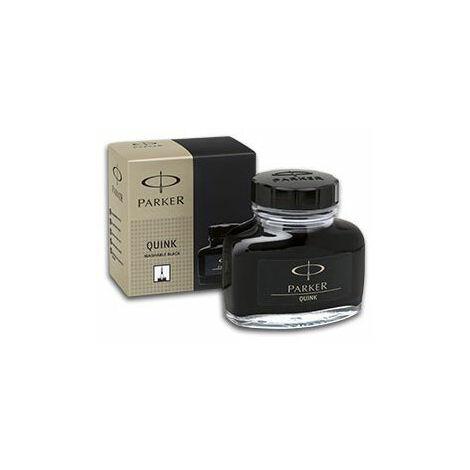 Parker Quink Black Ink Permanent 57ml