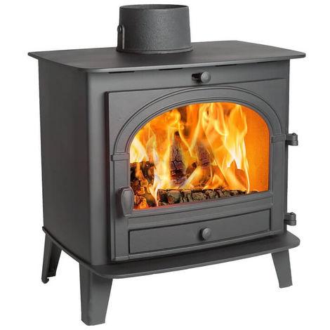 Parkray Consort 7 Defra Approved Wood Burning Stove