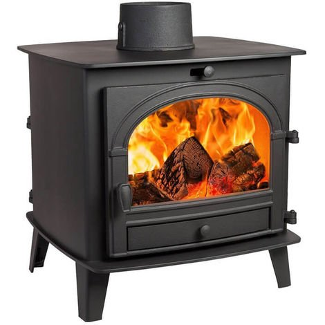 Parkray Consort 7 Double Sided Wood Burning Stove