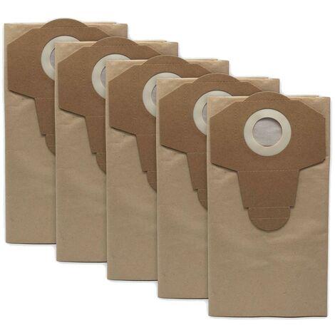 Parkside PNTS 1300 c3 Humide Sec Sacs pour aspirateur 20 L 5 erPack LIDL IAN 270424