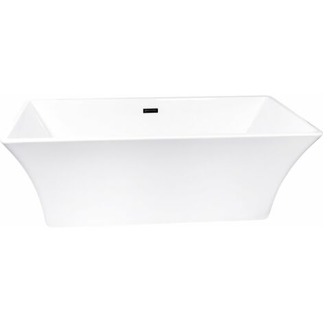 Parma 1690 Double Ended Freestanding Bath