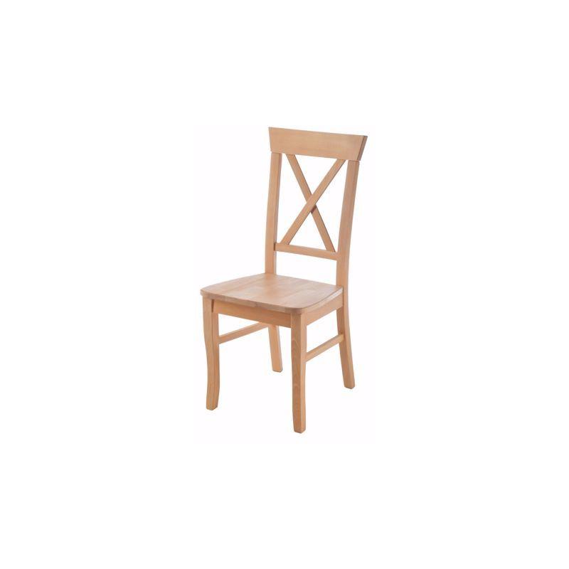 PARMA Stuhl für Esstisch Buche ohne Polster - ACERTO®