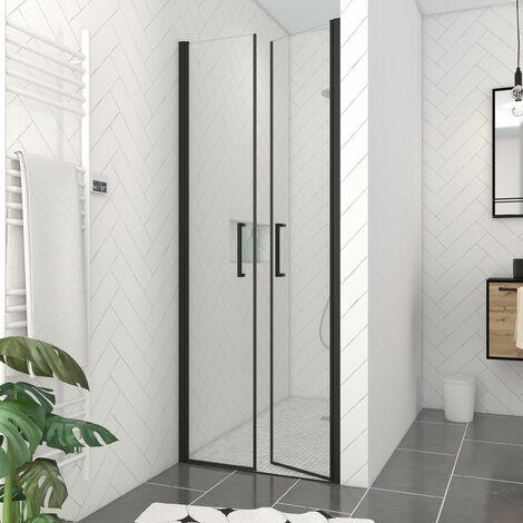 Paroi de douche à portes pivotantes SALOON