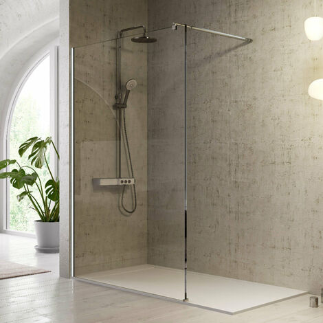 Paroi de douche fixe FRESH 90 cm