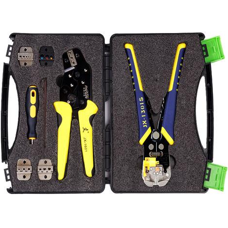 Paron & reg;JX-D5301 Cable Stripper Multifunctional Kit Mohoo