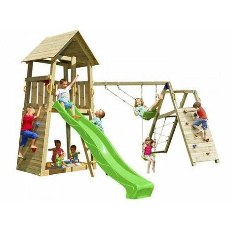 Parque Infantil Belvedere Con @Challenger Masgames