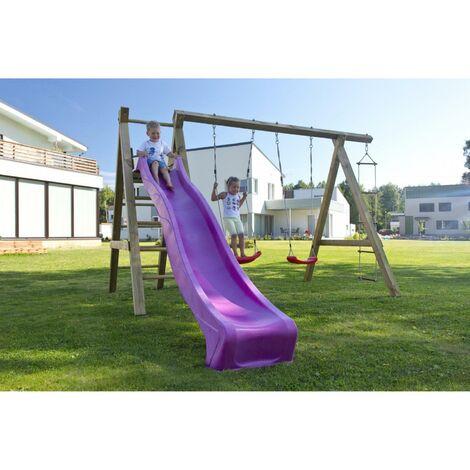 Parque infantil de madera Sofia