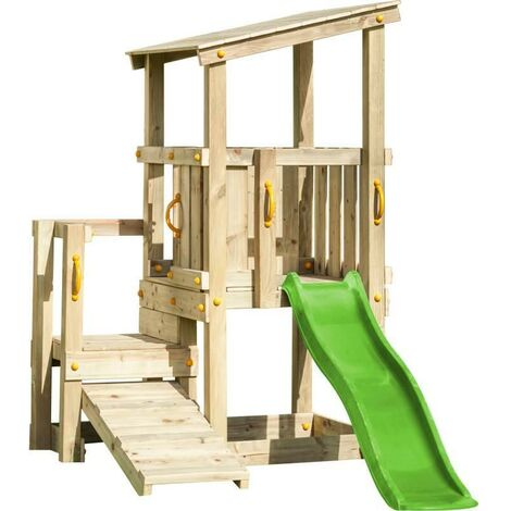 Parque infantil Masgames Mini Cascade